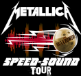 The Big Lebowski Design Metallica Speed of Sound Fake Tour T-shirt